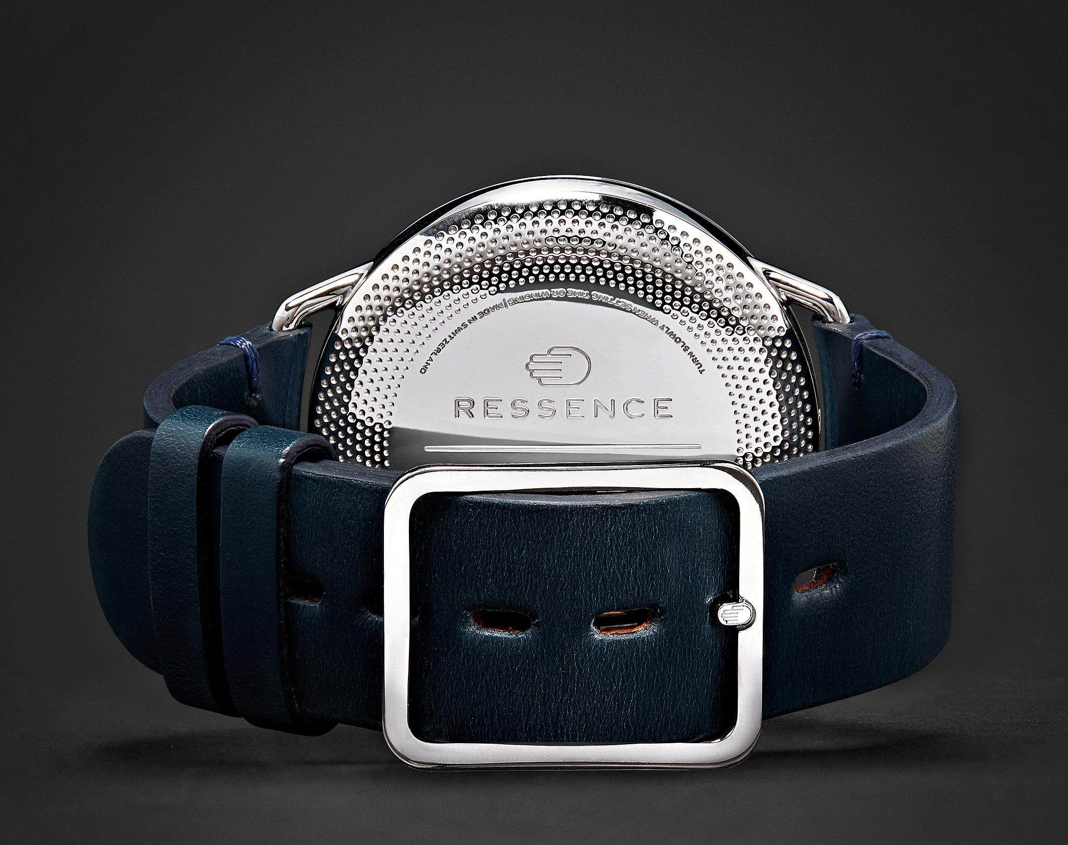 Schließe und Band der Ressence Type 1 MRP