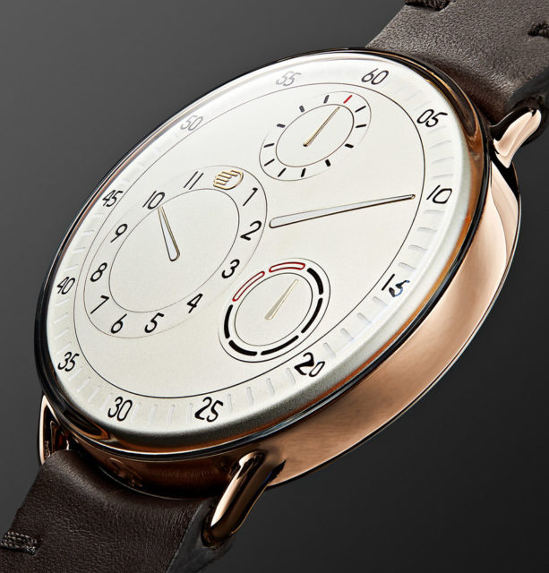 Ressence: Type 1 MRP in Roségold