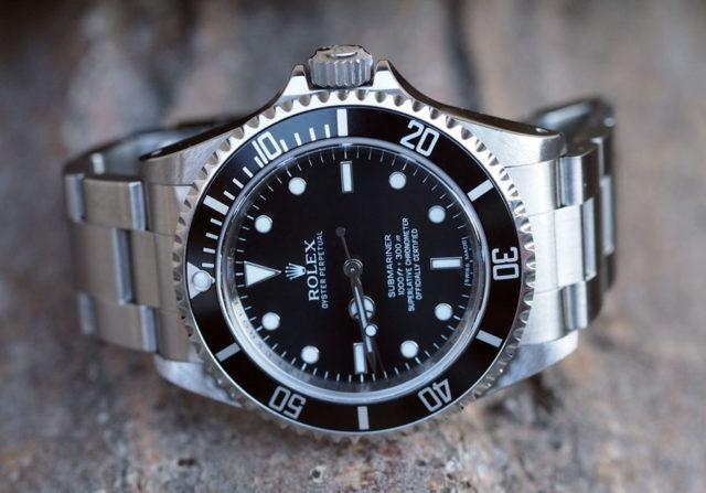 Rolex: Submariner 14060M