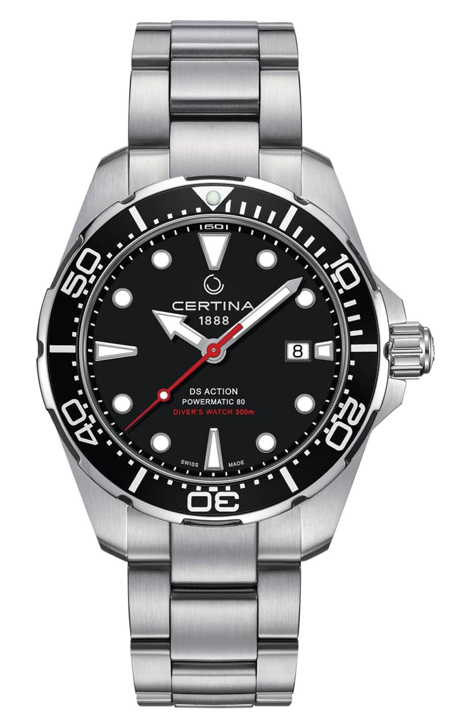 Certina Taucheruhr: DS Action Diver