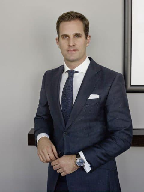 IWC-Chef Christoph Grainger-Herr