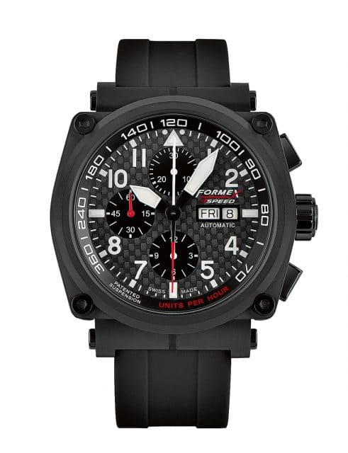 Formex: AS 1100 Modell 8199 Karbon Limited Edition