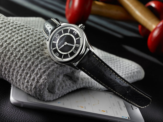 Frederique Constant: Horological Smartwatch Herren