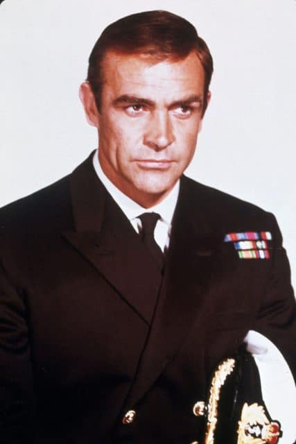 "Sean Connery in ""James Bond 007 – Man lebt nur zweimal"""