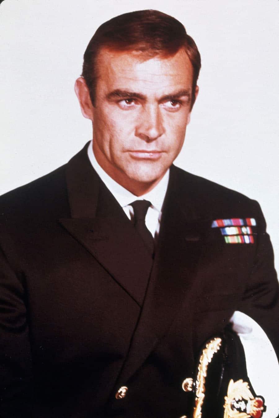 """Sean Connery in """"James Bond 007 – Man lebt nur zweimal"""""""