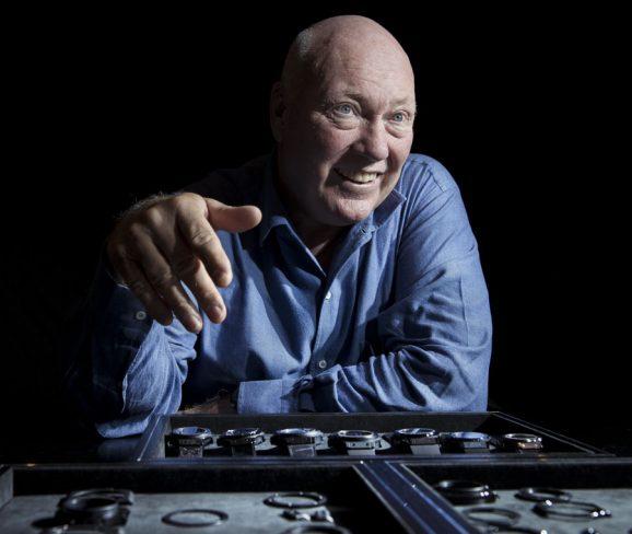Jean-Claude Biver erhält den Red Dot: Personality Prize, der 2020 erstmals vergeben wird.