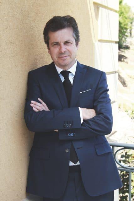 Ab 1. September 2017 Geschäftsführer von Corum und Eterna: Jérôme Biard