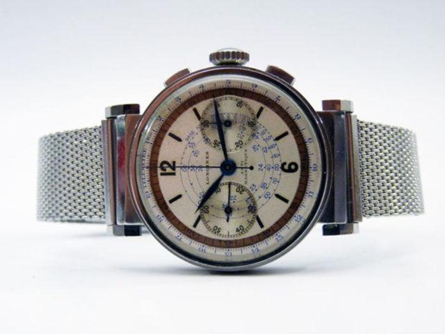 Longines: Chronograph Ref. 13ZN Herrenuhr 1936