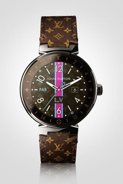 Louis Vuitton: Tambour Horizon Monogram