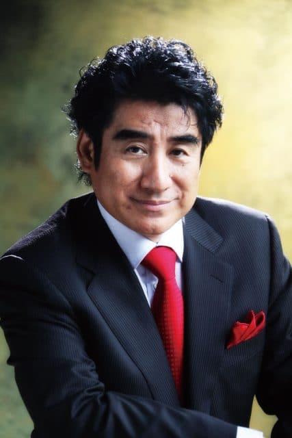 Chairman von Misuzu, Dr. Haruhisa Handa