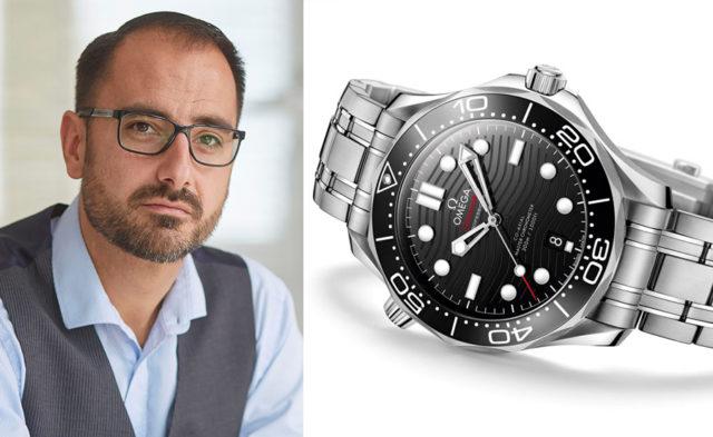 Chronos-Redakteur Alexander Krupp ist von der Omega Seamaster Diver 300m überzeugt
