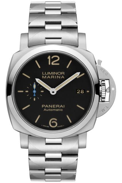 Panerai Luminor Marina 1950 3 Days Automatic Acciaio mit Stahlband (42 mm)
