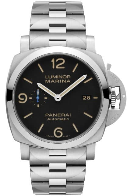 Panerai Luminor Marina 1950 3 Days Automatic Acciaio mit Stahlband (44 mm)