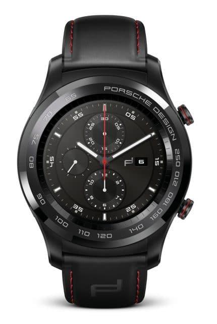 Die Smartwatch von Porsche Design in Kooperation mit Huawei