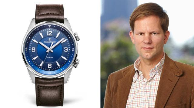 Jens Koch, Chronos-Redakteur, empfiehlt die Polaris Automatic von Jaeger-LeCoultre