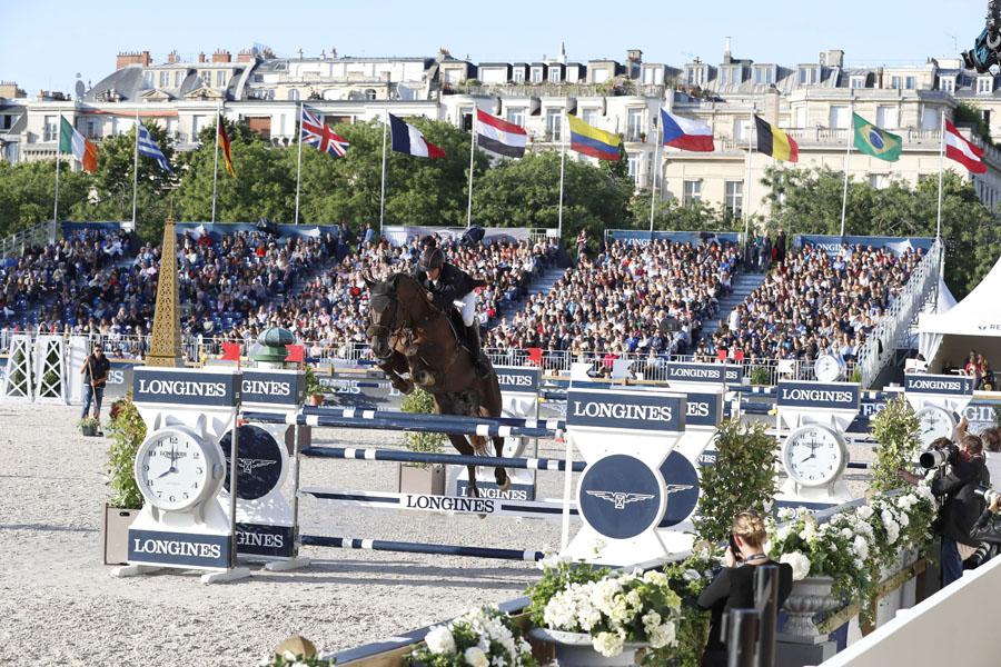 Longines engagiert sich stark im Pferdesport