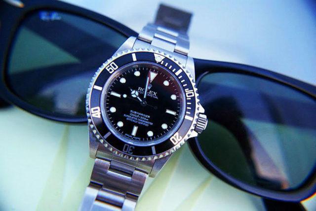 Rolex Submariner Referenz 14060