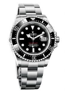 Rolex Taucheruhr: Sea-Dweller