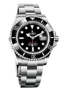 Rolex Taucheruhr: Sea-Dweller
