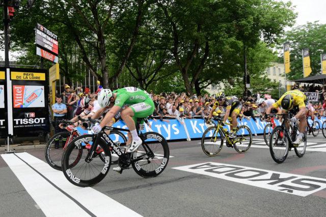 Tissot als Zeitnehmer der Tour de France