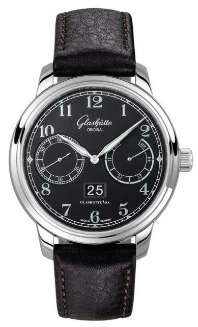 Uhren-Ikonen und ihre Alternativen: Glashütte Original Senator Observer
