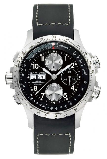 Uhren-Ikonen und ihre Alternativen: Hamilton Khaki Aviation X-Wind Auto Chrono