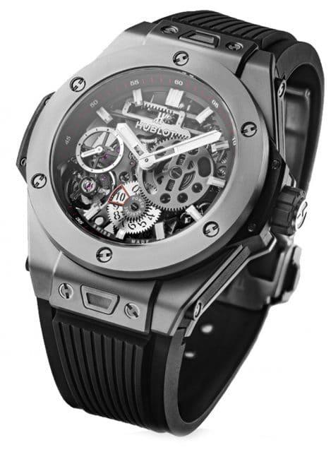 Uhren-Ikonen und ihre Alternativen: Hublot Big Bang Meca-10