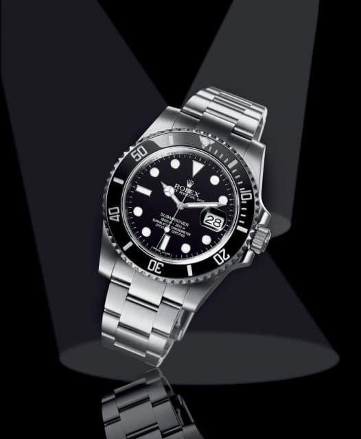 Uhren-Ikone #1: Die Rolex Submariner