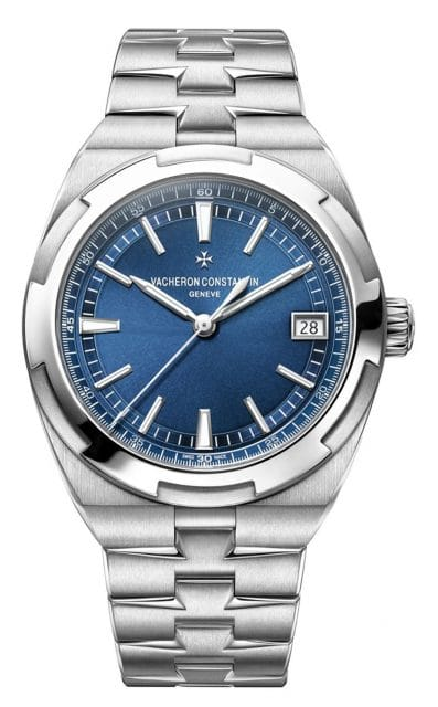 Uhren-Ikonen und ihre Alternativen: Vacheron Constantin Overseas Automatik