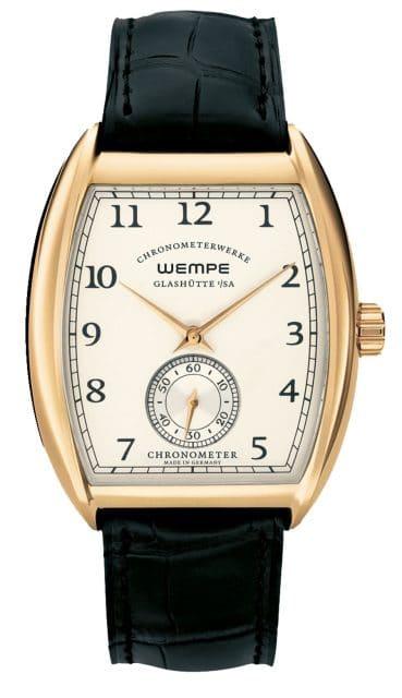 Uhren-Ikonen und ihre Alternativen: Wempe Chronometerwerke XL