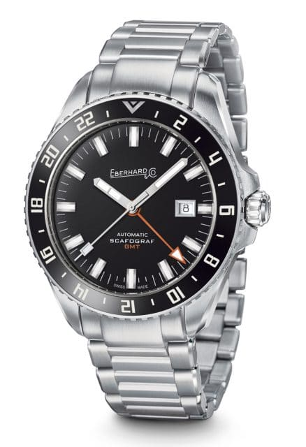 Eberhard & Co.: Scafograf GMT