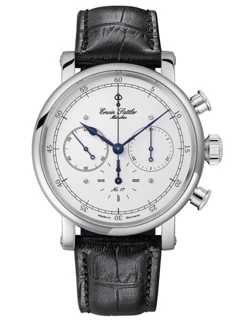 Erwin Sattler: Chronograph II Classica Secunda