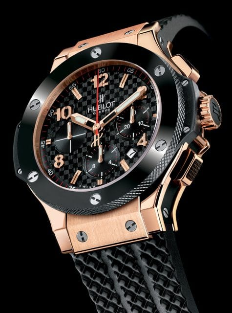 Hublot: Big Bang King Gold Ceramic (2005)