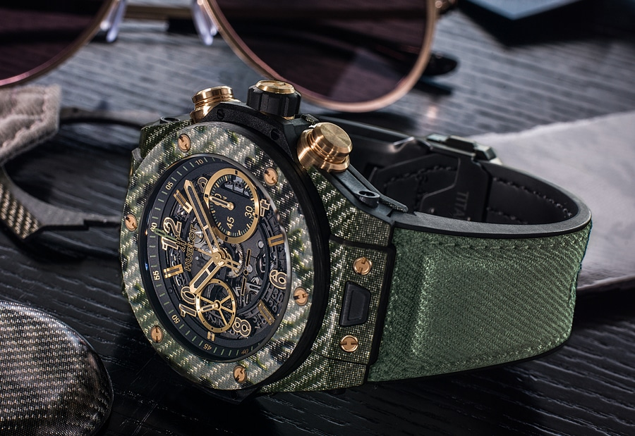 Hublot: Big Bang Unico Italia Independent