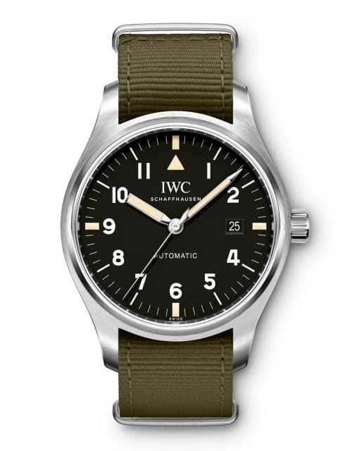 "IWC: Pilot's Watch Mark XVIII Edition ""Tribute to Mark XI"""