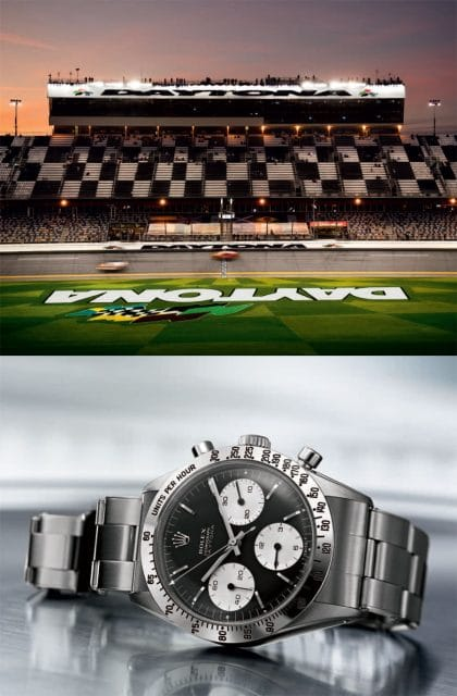 Rolex-Legende Daytona
