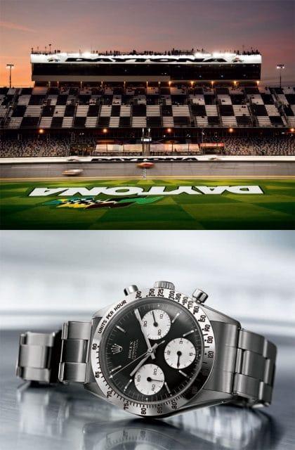 Rolex-Legende Daytona