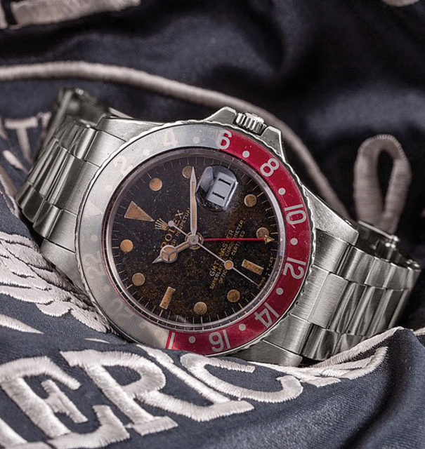 Rolex: GMT-Master, Referenz 1675