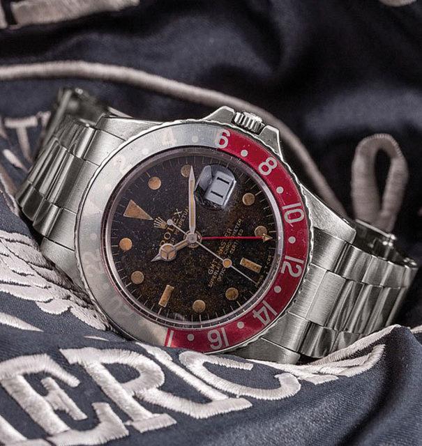 Rolex: GMT-Master, Referenz 1675