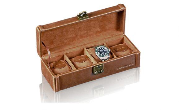 Uhrenbox Camel von Designhütte