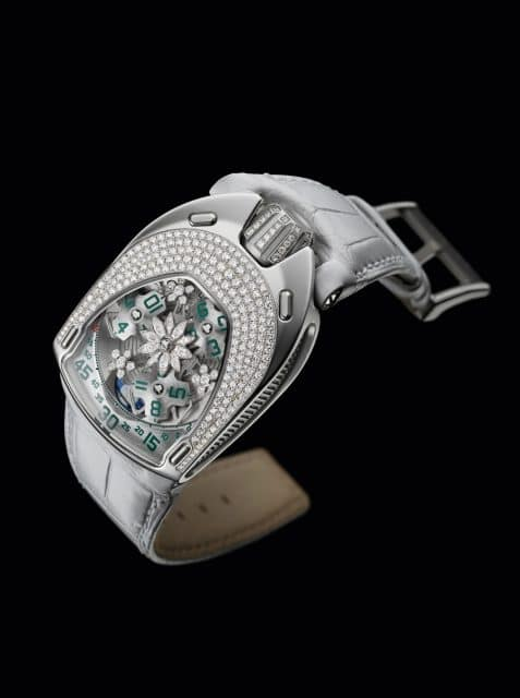 Urwerk: UR-106 Flower Power