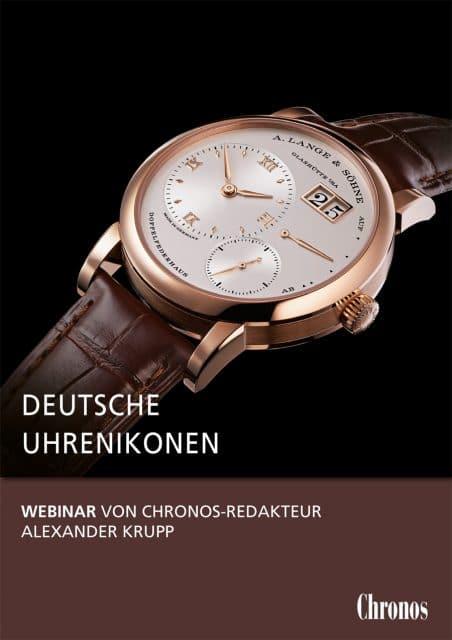 Webinar: Deutsche Uhrenikonen