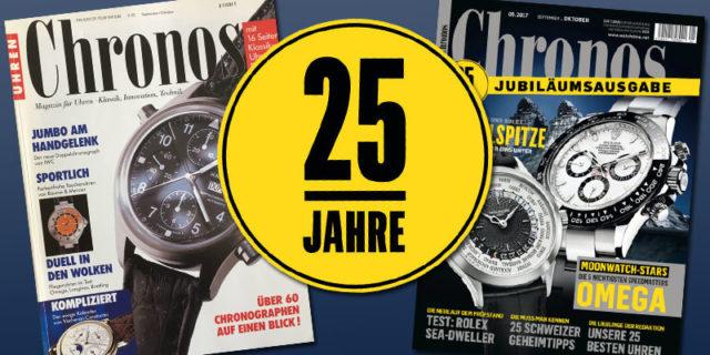 Unsere Marke des Monats: Chronos