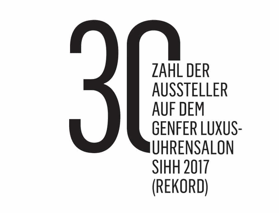Rekordanzahl an Ausstellern beim SIHH 2017