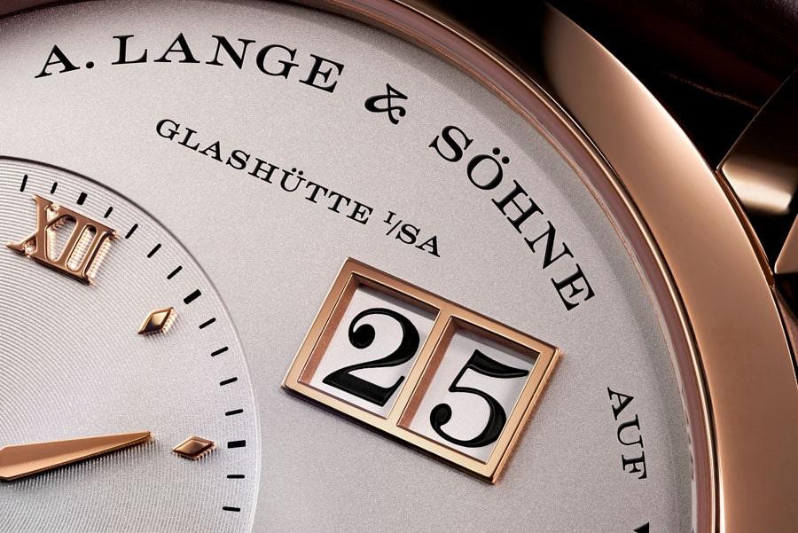 A. Lange & Söhne: Lange 1 Design