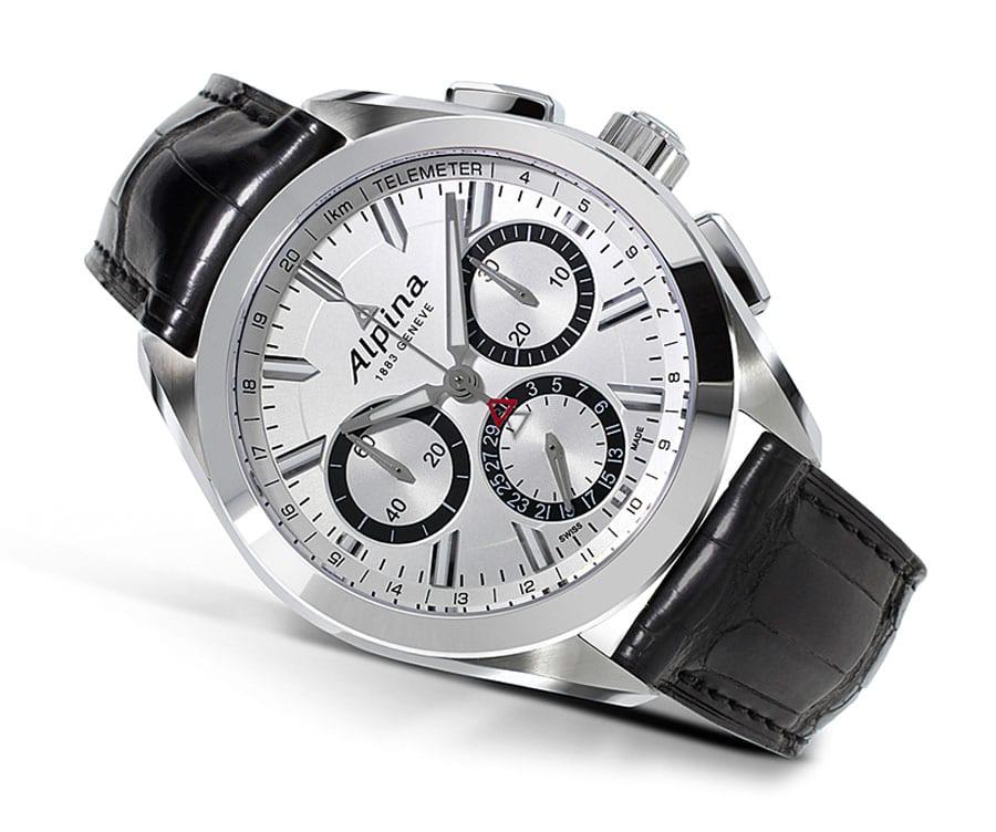 Alpina: Alpiner 4 Flyback Chronograph