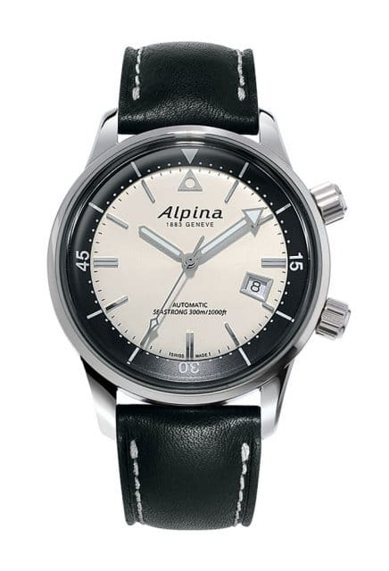 Alpina: Seastrong Diver Heritage