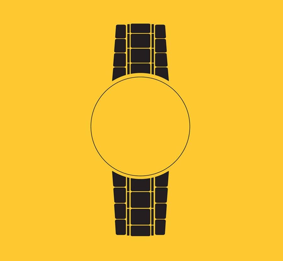 Armband Omega Speedmaster Moonwatch