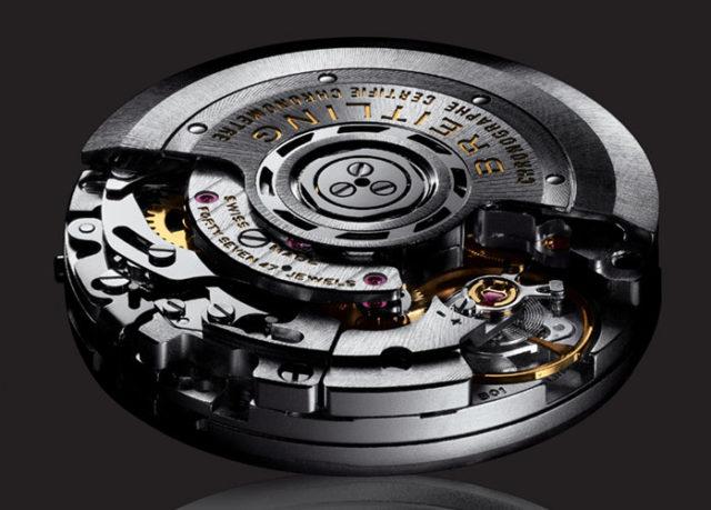 Breitling 01 Automatik