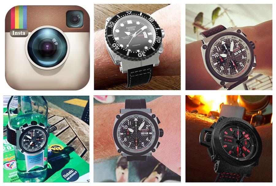 Augmented-Reality-App von Formex in Instagram